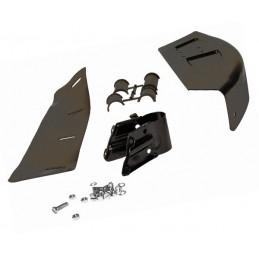Déflecteur métallique universel pour débroussailleuses grand modèle
