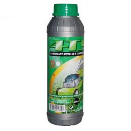 Bidon huile moteur 4 temps Minerva 0,6 L