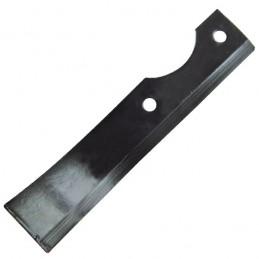 Couteau fraise Honda, Iseki, Kubota longueur 195 mm droit