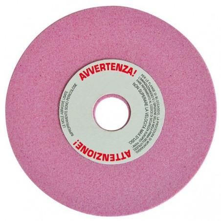 Disque pour affuteuse de chaîne de tronçonneuse diamètre ext. 145 mm, Alésage 22,22 mm, épaisseur 3,17 mm