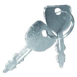 Jeu de clés de contact tracteur tondeuse Husqvarna, Bestgreen, Bernard Loisirs, Murray,  MTD, AYP 532411933, 411933