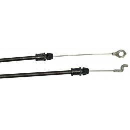 Câble de frein moteur Castelgarden, GGP 81000634/0, 810006340