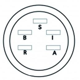 Contacteur à clés Wheel Horse, Toro 103990, Gravely 19223