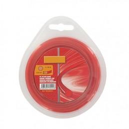 Fil nylon rond Ø 1,6 mm pour débroussailleuse (blister)
