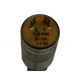 Solenoide d'arrêt moteur, Shibaura, 185206160, 185206161, 185206162, 185206163, GT141, GT161, CM224, CM274