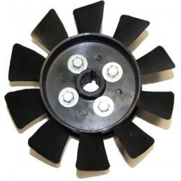 Kit poulie avec ventilateur pour boite de transmission Simplicity Zero turn, ZT, 1716059, 1716059SM