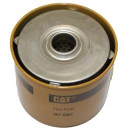 Filtre a gasoil CAT, CATERPILLAR, tracteur Tym T603, 067-6987, 0676987