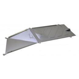 Tole déflecteur J92 Castelgarden, GGP, 25190091/0, 251900910, 325190091/0