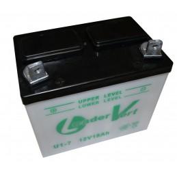 Batterie tracteur tondeuse U1-7, 12 V 18 Ah, 717-1705, 7171705, 7171705D, 717-1705D