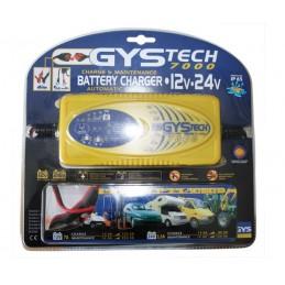 Chargeur de batteries GYS 7000 (batteries 12 et 24 V)