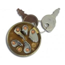 Contacteur à clef universel adaptable Murray, MTD